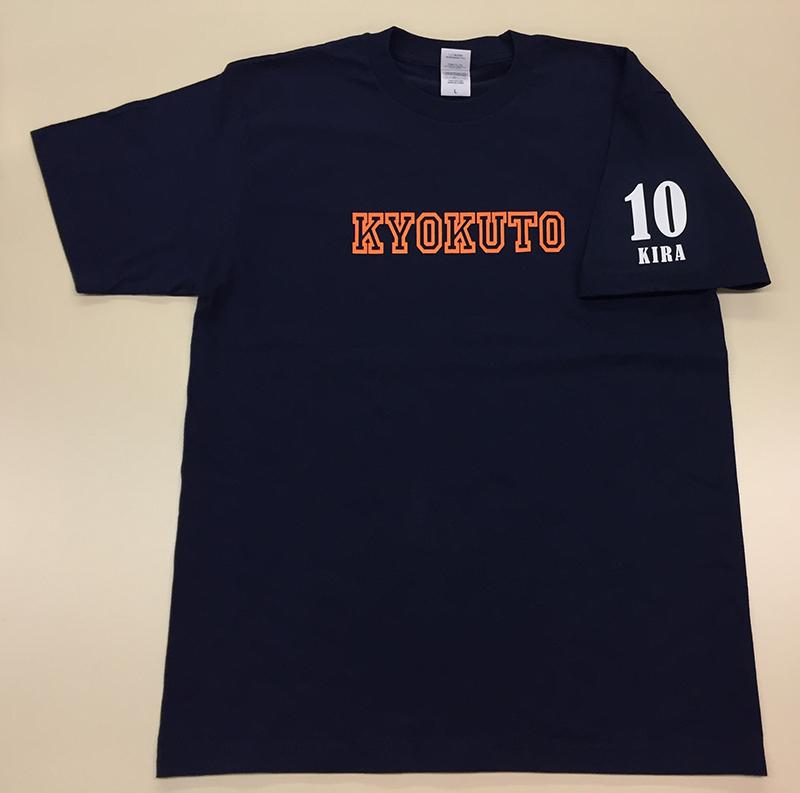 ヘビーウエイトTシャツ:カッティングラバープリント:プリントサイズ小